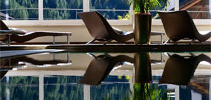 PISCINA INTERNA COPERTA ALPIN GARDEN WELLNESS RESORT