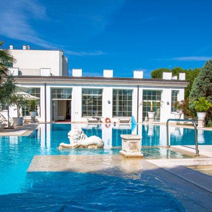 Hotel Con Terme Spa E Hotel Con Le Terme