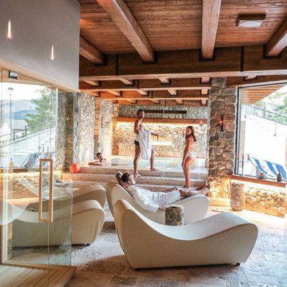 Hotel E Centri Benessere Presso Parco Gran Sasso Abruzzo