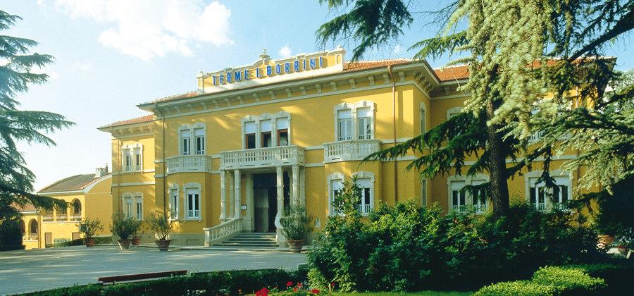 Hotel Delle Rose Terme Di Monticelli
