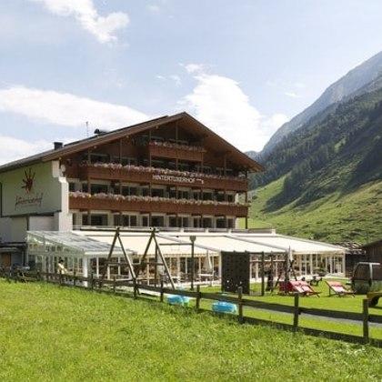 Bagni termali di Tux in Austria, vicino ad Innsbruck in Tirolo
