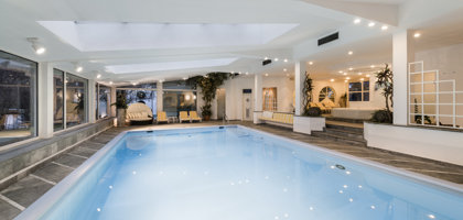 Piscina Interna Coperta WINDSCHAR WELLNESS HOTEL