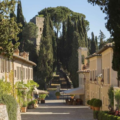 CASTIGLION DEL BOSCO LUXURY RETREAT