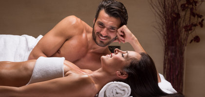 FUGA D'AMORE IN PRIVATE SPA