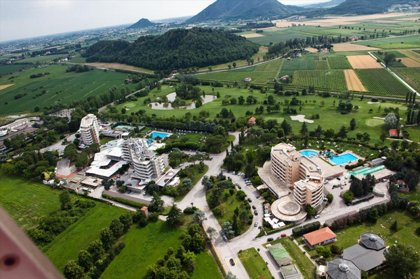 GALZIGNANO TERME GOLF & SPA RESORT