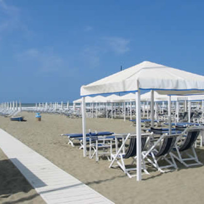 Hotel con centro benessere in Versilia, Hotel con SPA, Beauty Farm in Versilia